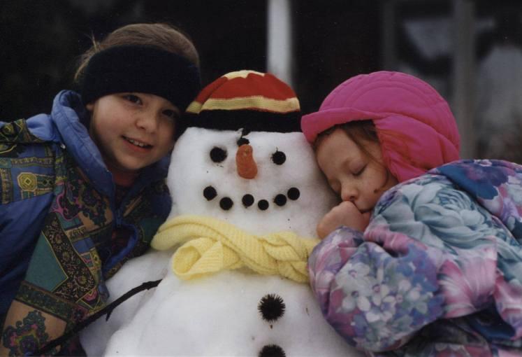 We even had an Olaf ^ ^