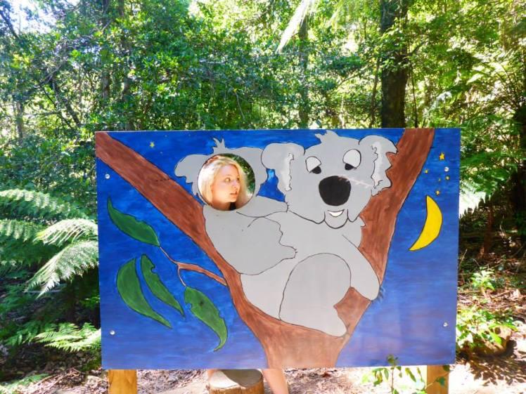 Marta-Koala! Photo credit FR.