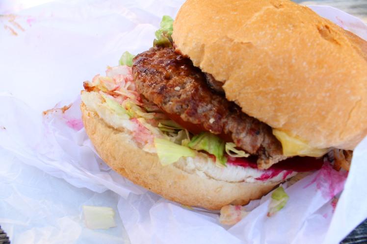 The Lot Burger