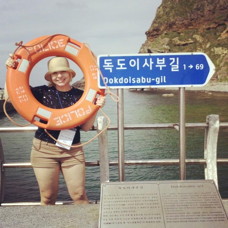 Mandatory tourist shot.