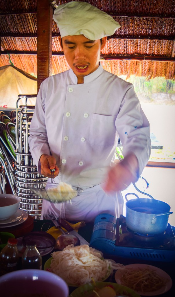 Our host chef.