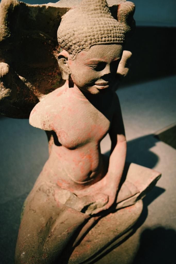 Fertility statue.