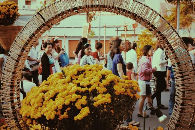 Flower Street.
