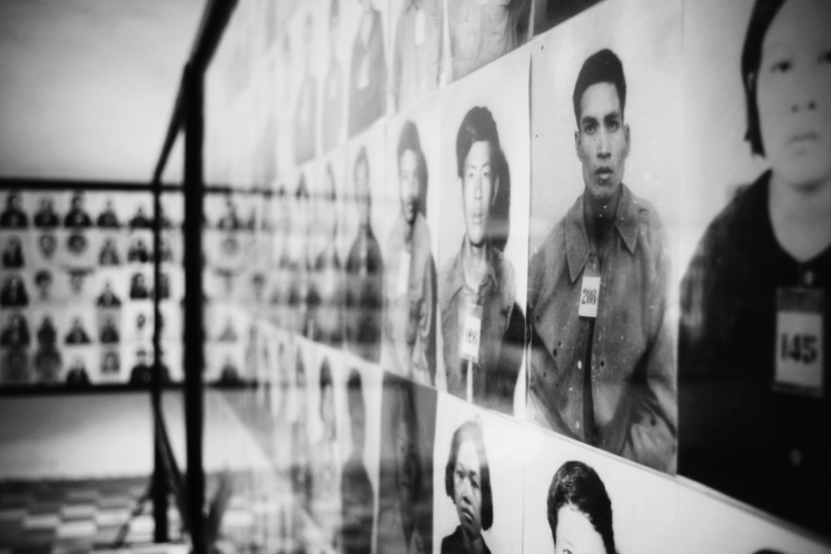 The extent of people captured, tortured, and killed was simply unimaginable even with all of them staring you in the face.