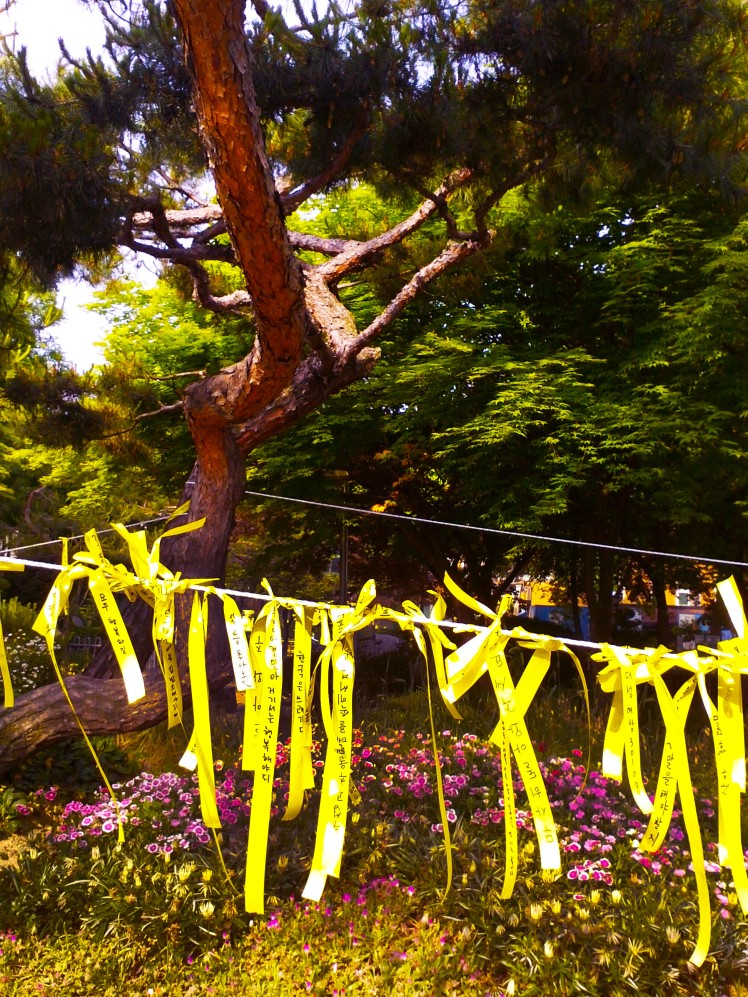 2014 Sewol Yellow Ribbons 2