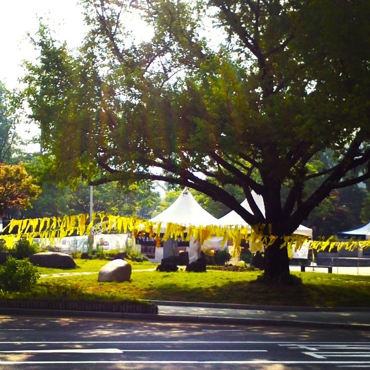 2014 Sewol Yellow Ribbons 5