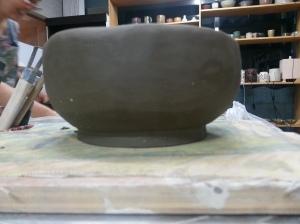 Scott's bowl - trimmed