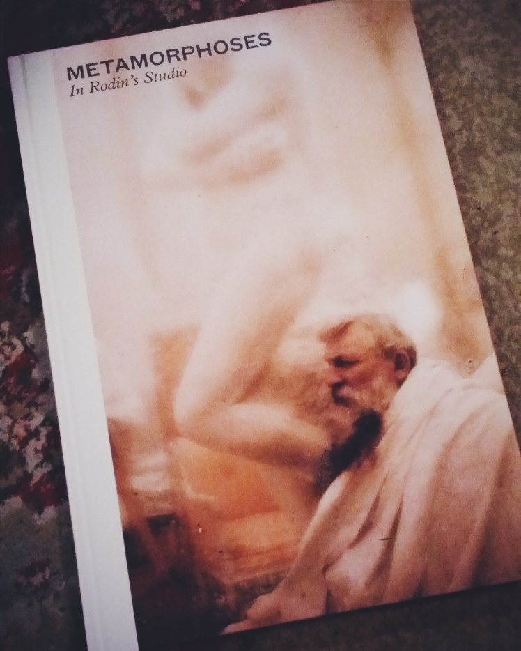 Rodin exhibit catalogue, because I have no self control.