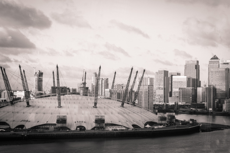 2016 London January Millennium Dome small