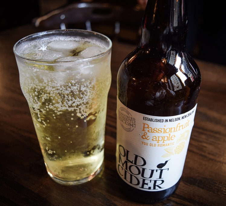 2016 Hastings Ye Old Pumphouse Old Mout Cider small