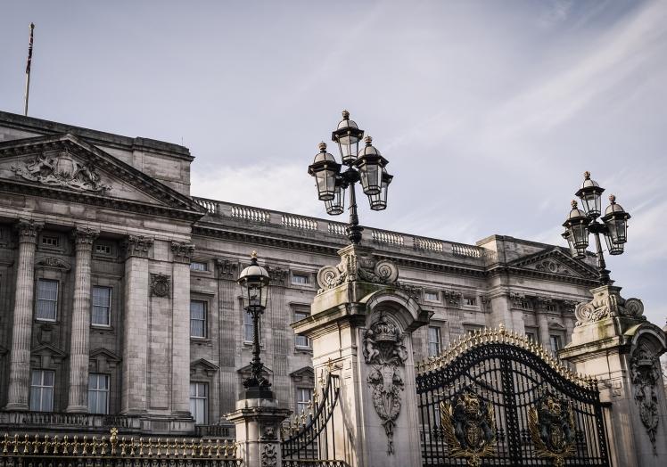 2016 London January Buckingham Palace small