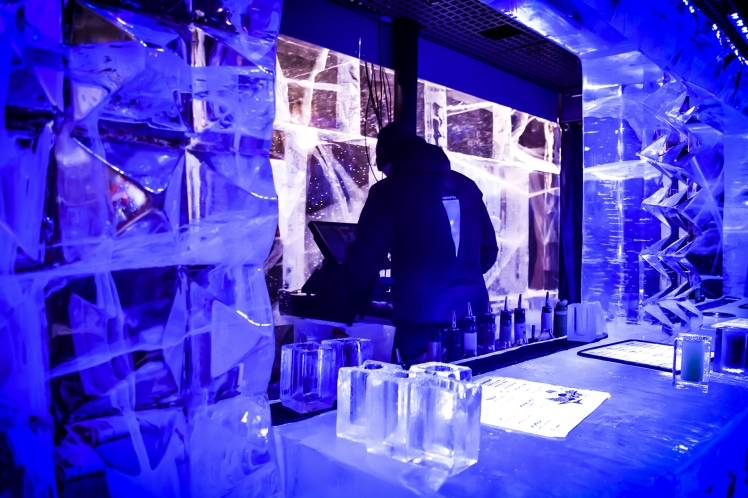 2016 London January Ice Bar Through Counter small