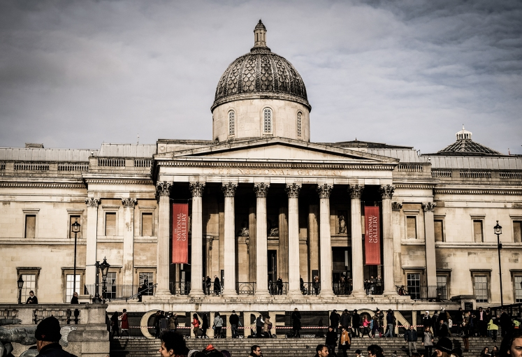 2016 London January National Gallery small