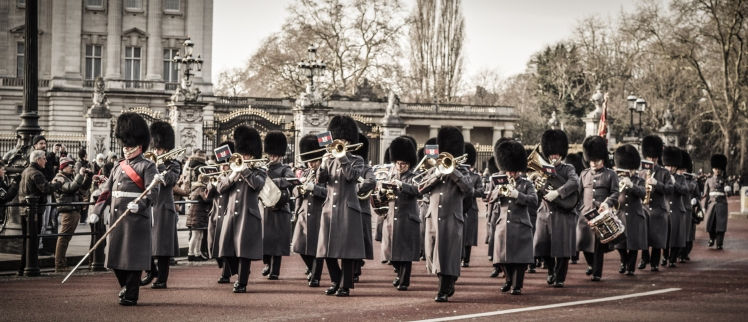 2016 London January Palace Marching Band Long Shot small