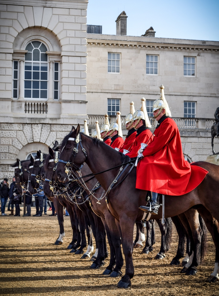 2016 London January Red Horse Guards small