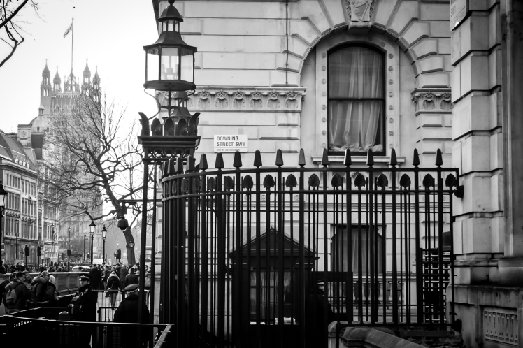 2016 London January Ricky's Photo 10 Downing Street