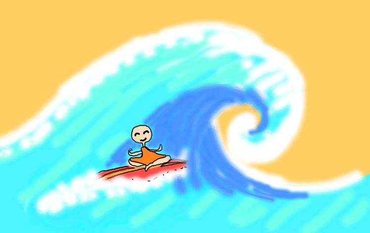 2016 Down from the Door Yogi Surfing