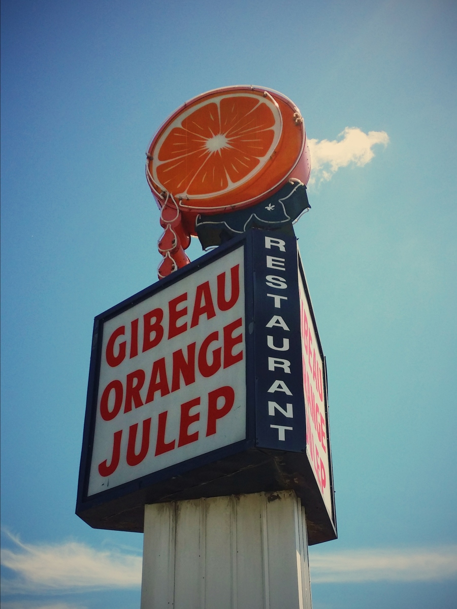 Montreal Sundry: Orange Julep