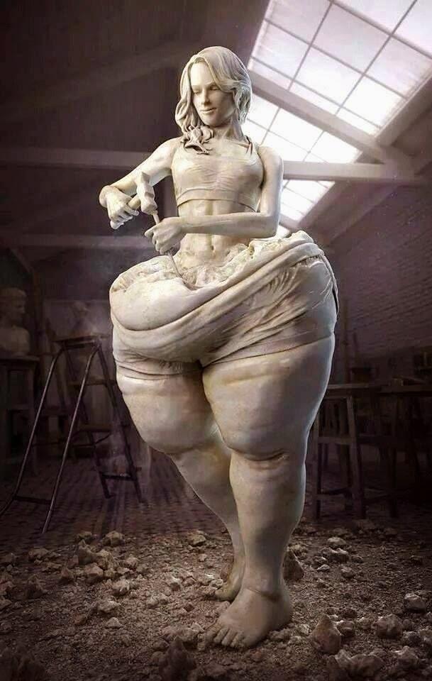 chip-away-the-fat-sculpture