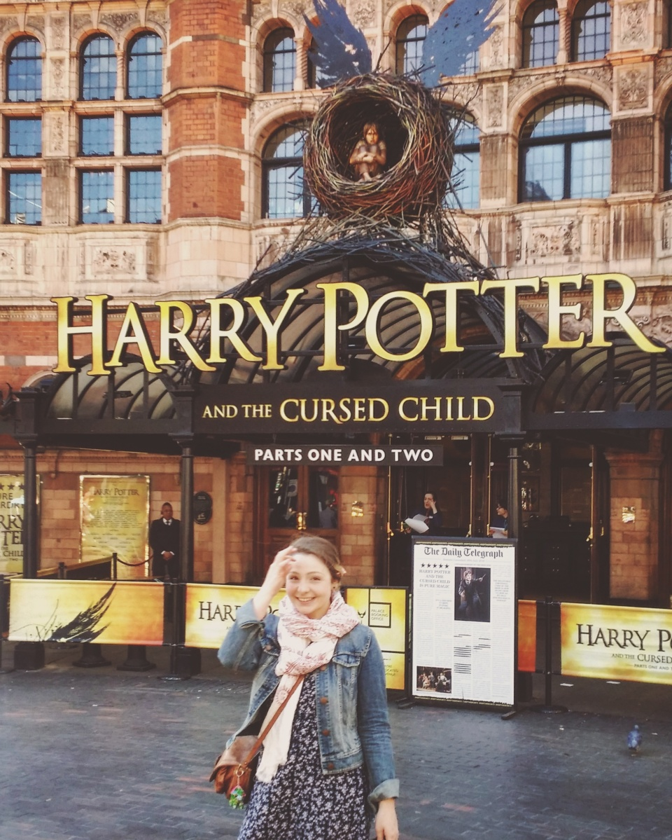 Harry Potter and the Cursed Child: Two Years Worth of Anticipation