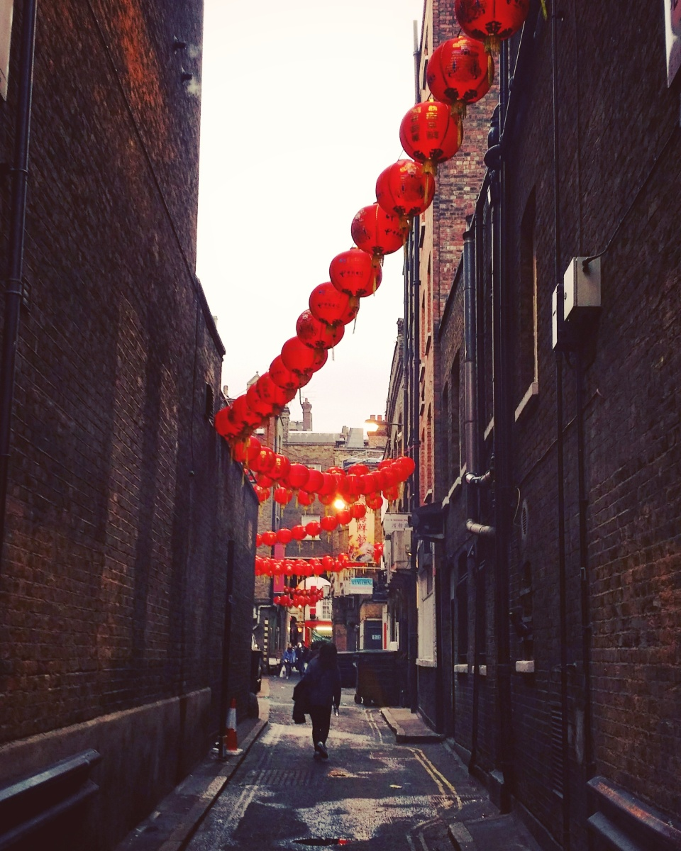 Eating London: Food Recommendations in Chinatown