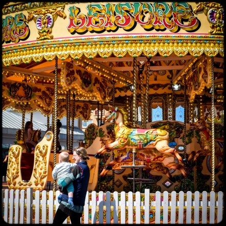 2016 Hastings Pier Carousel small