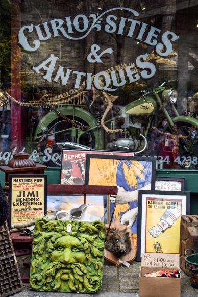 2016 Jack in the Green Curiosities and Antiquities Store Front small