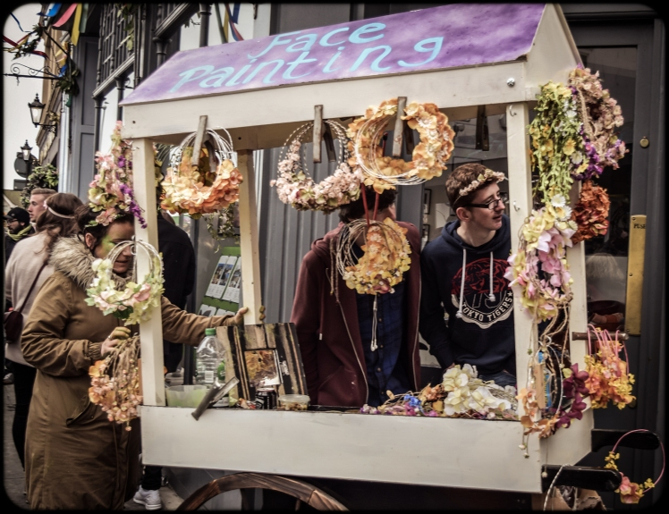 2016 Jack in the Green Flower Crown Stall small